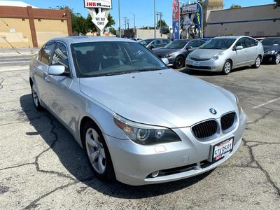 used 2006 BMW 530 car, priced at $8,999