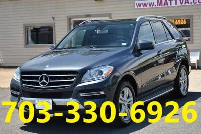 used 2015 Mercedes-Benz M-Class car, priced at $24,995