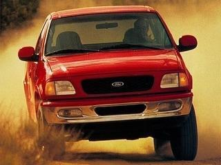 used 1998 Ford F-150 car