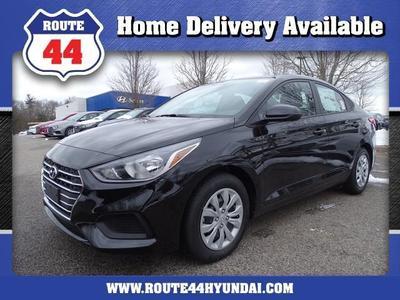 new 2021 Hyundai Accent car, priced at $15,930