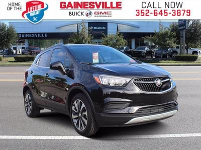 new 2021 Buick Encore car, priced at $20,970