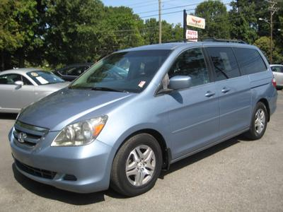 used 2007 Honda Odyssey car, priced at $4,197