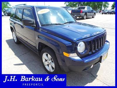 used 2016 Jeep Patriot car, priced at $14,952