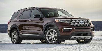 new 2020 Ford Explorer car, priced at $50,556