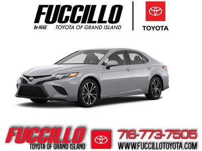 new 2020 Toyota Camry Hybrid car, priced at $31,449