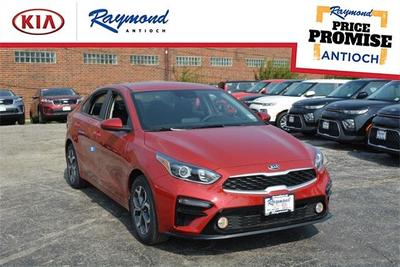 new 2021 Kia Forte car, priced at $18,861