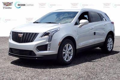 new 2020 Cadillac XT5 car, priced at $43,940