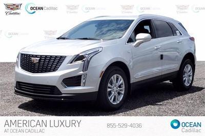 new 2020 Cadillac XT5 car, priced at $45,440