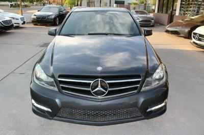 used 2013 Mercedes-Benz C-Class car, priced at $16,888