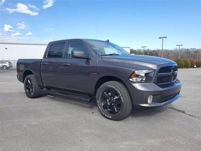 new 2021 Ram 1500 Classic car, priced at $42,348