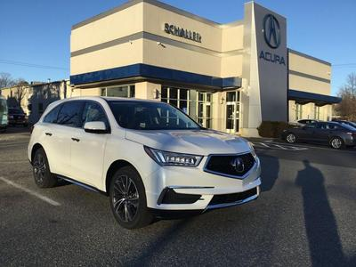 new 2020 Acura MDX car, priced at $52,525