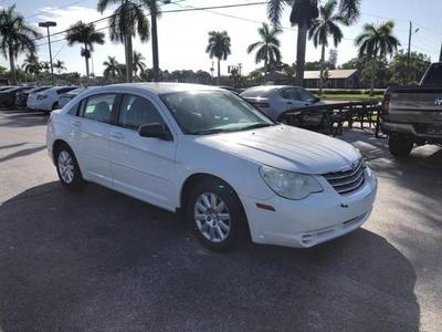 used 2009 Chrysler Sebring car, priced at $6,995
