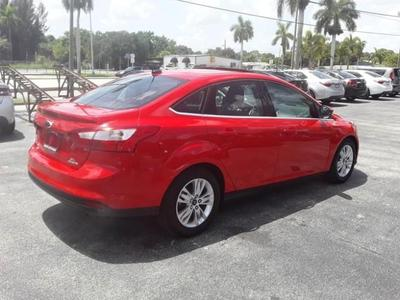 used 2012 Ford Focus car, priced at $6,995