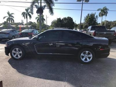 used 2012 Dodge Charger car
