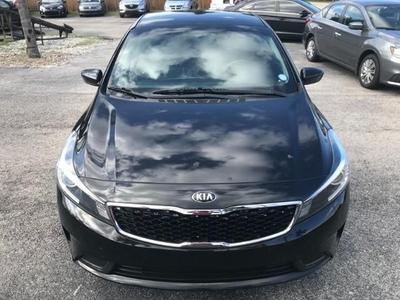 used 2017 Kia Forte car, priced at $13,475