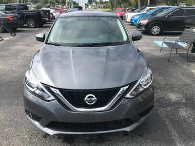 used 2018 Nissan Sentra car, priced at $12,900