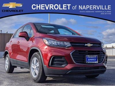 new 2021 Chevrolet Trax car, priced at $19,052