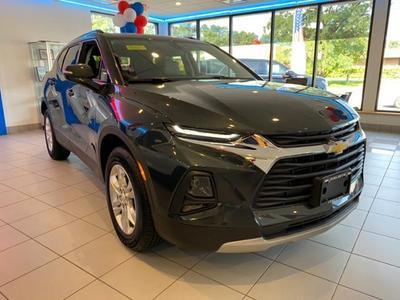 new 2019 Chevrolet Blazer car, priced at $26,759