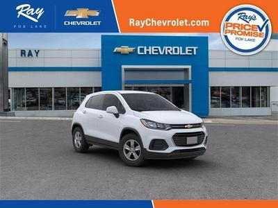 new 2020 Chevrolet Trax car, priced at $17,119