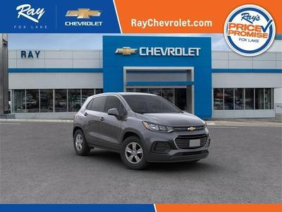 new 2020 Chevrolet Trax car, priced at $18,446