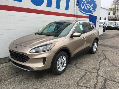 new 2020 Ford Escape car, priced at $29,786