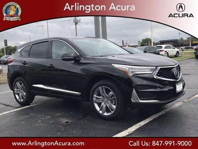 used 2020 Acura RDX car, priced at $42,998