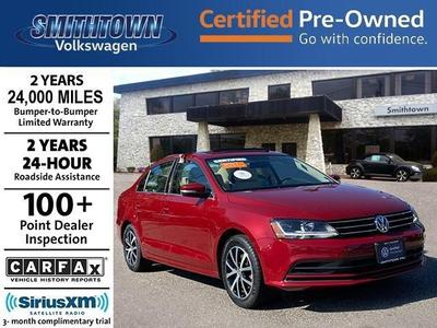 used 2017 Volkswagen Jetta car, priced at $13,888