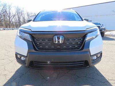 new 2021 Honda Passport car, priced at $45,750