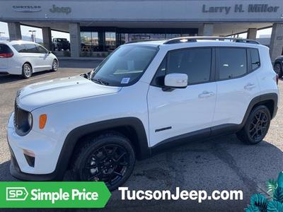 new 2020 Jeep Renegade car, priced at $24,600