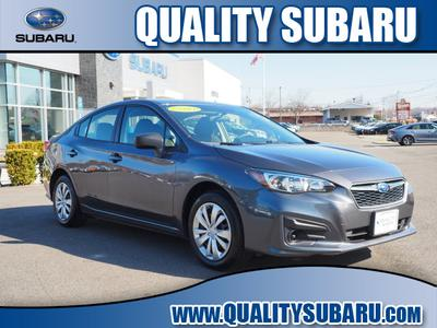 used 2019 Subaru Impreza car, priced at $16,994
