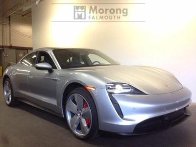 new 2020 Porsche Taycan car, priced at $128,250