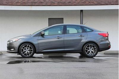 used 2017 Ford Focus car, priced at $11,999