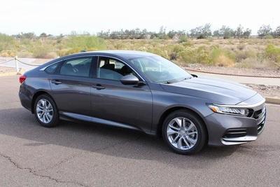 new 2020 Honda Accord car, priced at $23,159