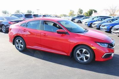 new 2020 Honda Civic car, priced at $20,340