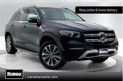 new 2021 Mercedes-Benz GLE 350 car, priced at $62,580