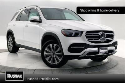 new 2021 Mercedes-Benz GLE 350 car, priced at $60,535
