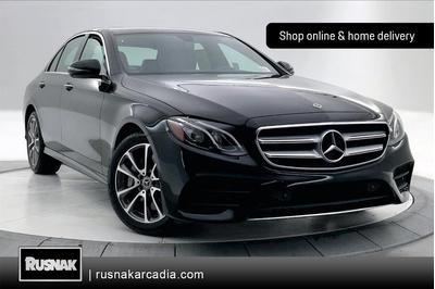 new 2020 Mercedes-Benz E-Class car