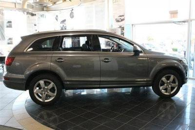 used 2012 Audi Q7 car, priced at $25,387
