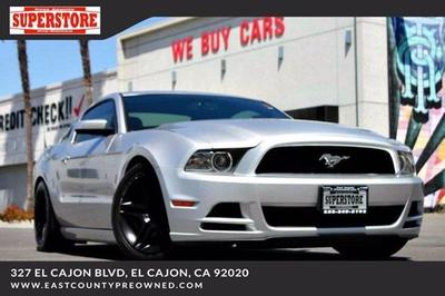 used 2014 Ford Mustang car, priced at $16,995