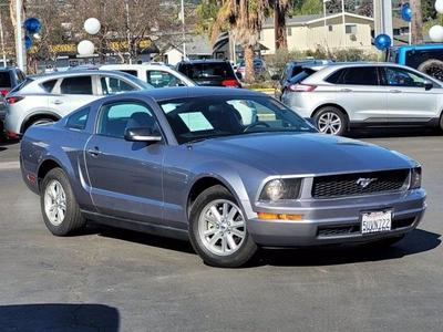 used 2007 Ford Mustang car, priced at $8,494