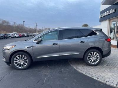 new 2021 Buick Enclave car, priced at $50,605