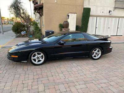 used 1996 Pontiac Firebird car, priced at $19,950