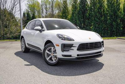 new 2021 Porsche Macan car, priced at $60,000