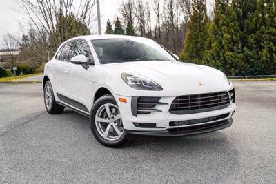 used 2020 Porsche Macan car, priced at $52,441
