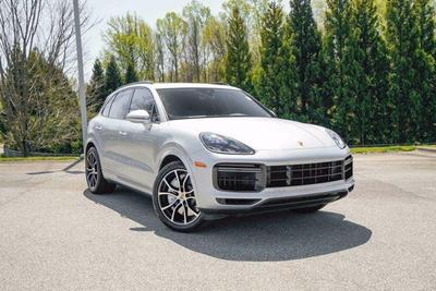 used 2019 Porsche Cayenne car, priced at $117,481