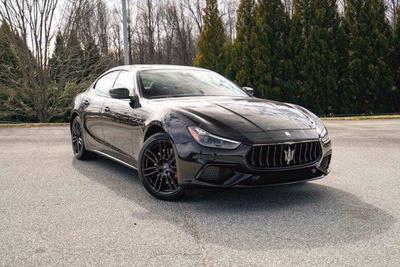 new 2021 Maserati Ghibli car, priced at $98,804