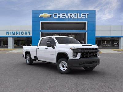 new 2020 Chevrolet Silverado 2500 car, priced at $41,920