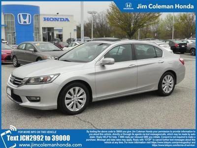 used 2013 Honda Accord car, priced at $13,997