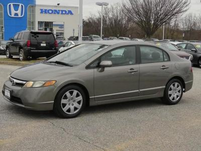 used 2007 Honda Civic car, priced at $6,997