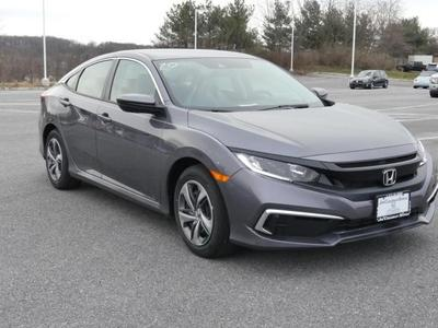 new 2020 Honda Civic car, priced at $21,605